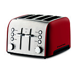 Russell Hobbs Heritage Vouge 4 Slice Toaster - Red - RRP: $99.95 - Brand New