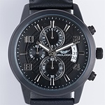 Orologio Zeppelin Collection Men's Chronograph Watch - RRP $1250 - Brand New with Warranty