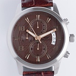 Orologio Zeppelin Collection Men's Chronograph Watch - RRP $995 - Brand New with Warranty