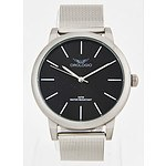 Orologio Emporio Collection Men`s Mesh Watch - RRP $450 - Brand New with Warranty