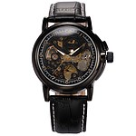 Kronen & Söhne Skeleton Automatic Mechanical Watch - RRP: $500 - Brand New