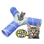 Crazy-Y Cat Tunnel Toy