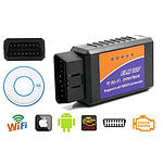 ELM327 OBDII WiFi Car Diagnostic Wireless Scanner + 'image'